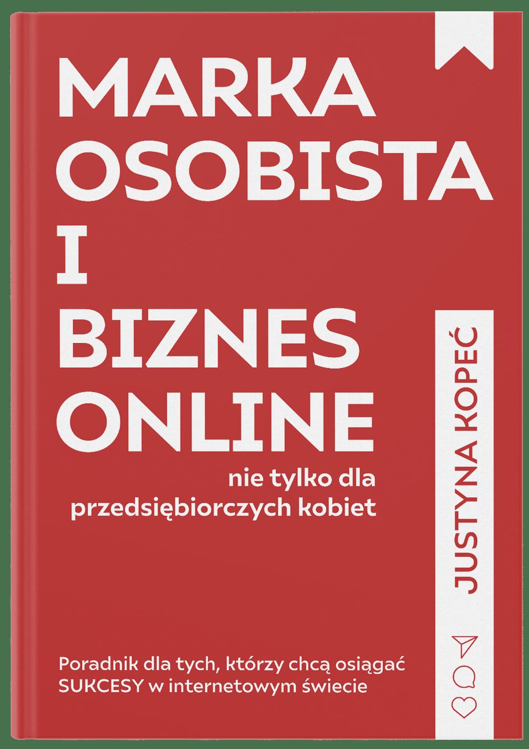 Marka osobista ibiznes online Justyna Kopeć